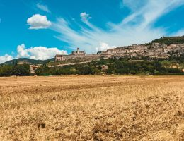 Weekend in Umbria: what to see and where to eat in Assis