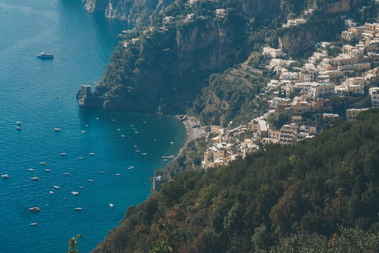 The best beaches in the Amalfi Coast