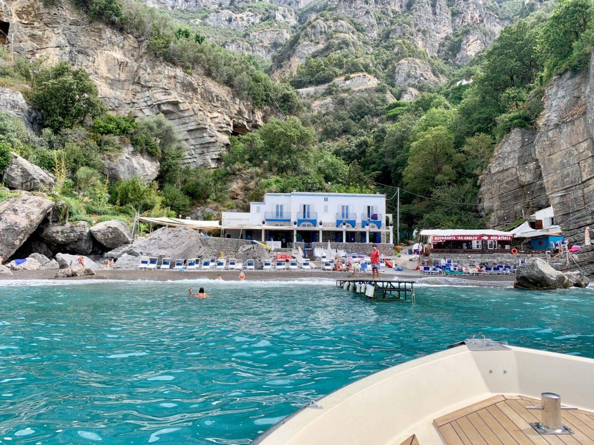The best beaches in the Amalfi Coast