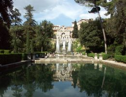 Day trips from Rome: Villa D'Este in Tivoli