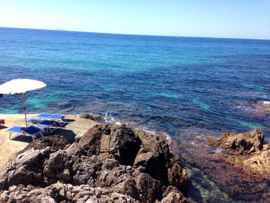 Luxury beach hotels near Rome: Hotel Punta Rossa