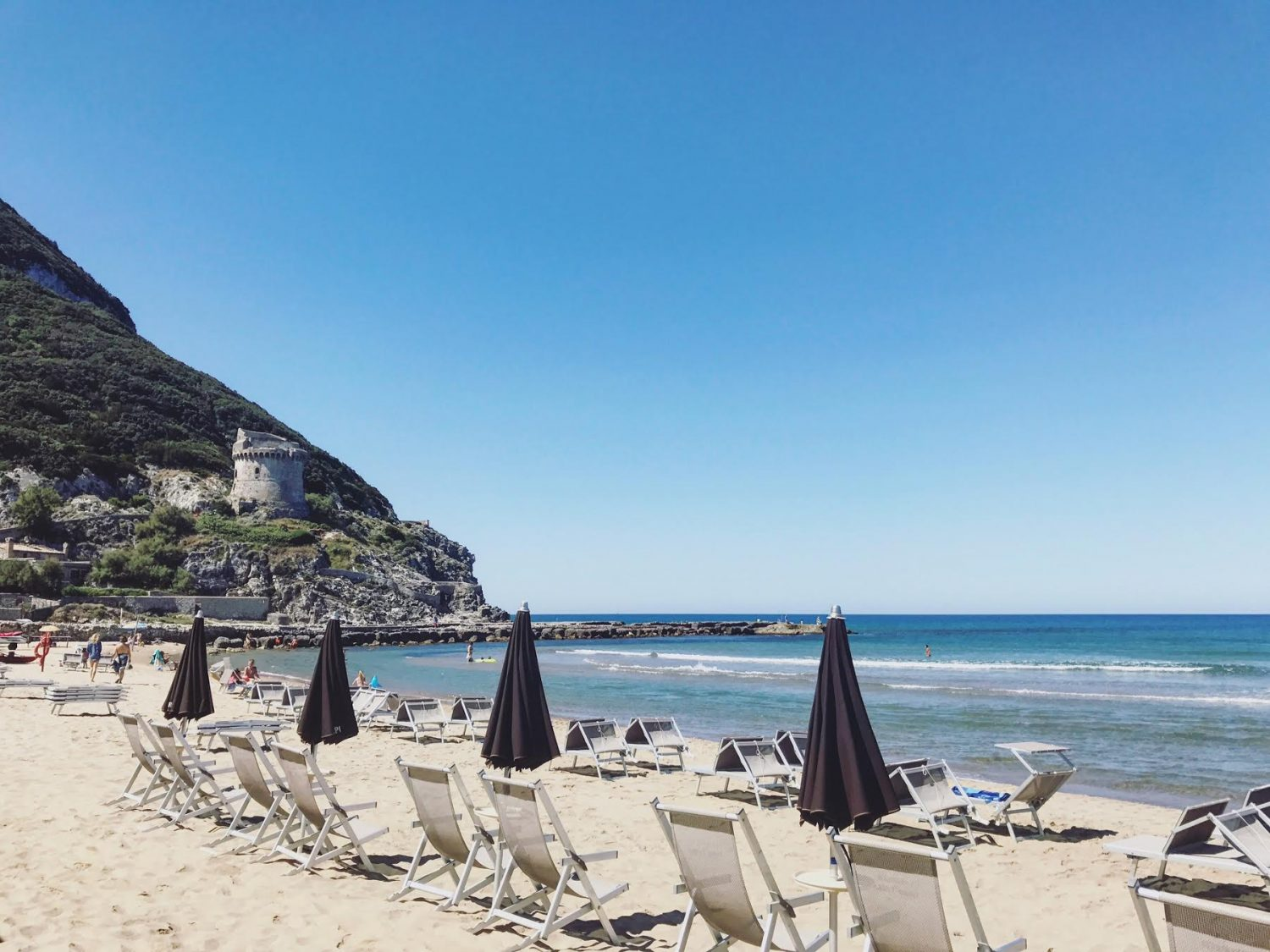 Seaside towns near Rome: a weekend in Sabaudia