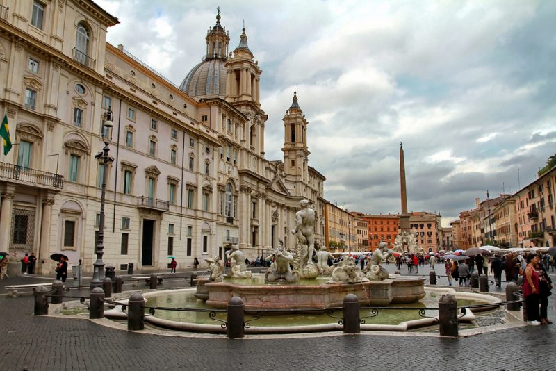 rome top attractions