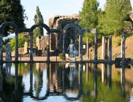 day trips from Rome: Villa Adriana in Tivoli