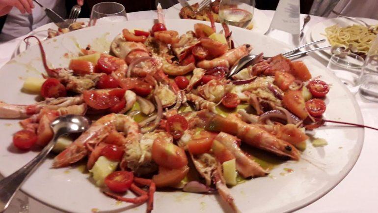 Ottavio best seafood restaurants in Rome