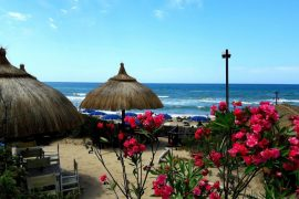 best beaches near Rome: Sabaudia beaches