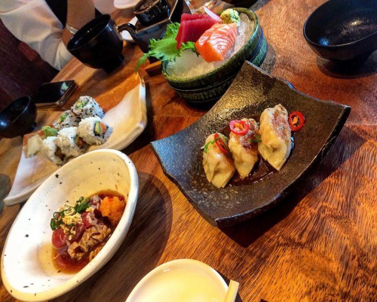 zuma, the best contemporary japanese restaurant in Rome