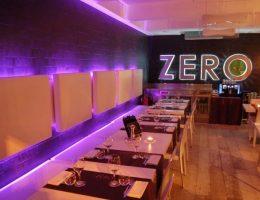 ZERO healthy restaurants in rome