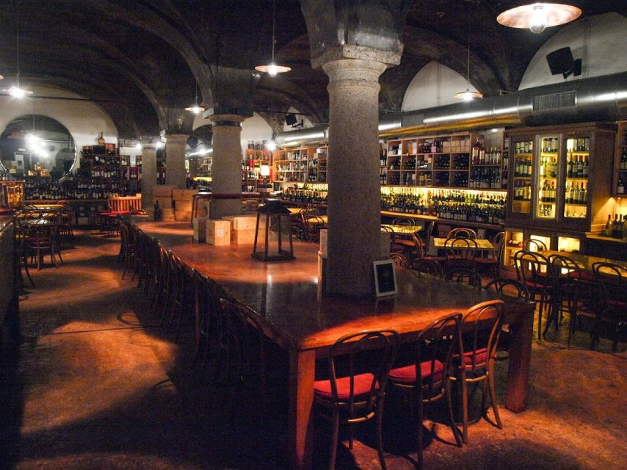 best wine bars in milan