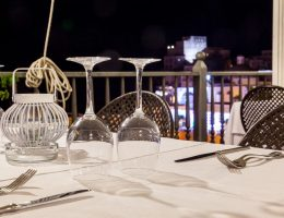 the best restaurants with a view in Ponza Island