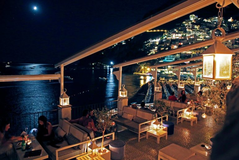 Fly Lounge Bar: the best bars in Positano