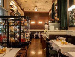 the best seafood restaurants in Milan | Langosteria Bistrot