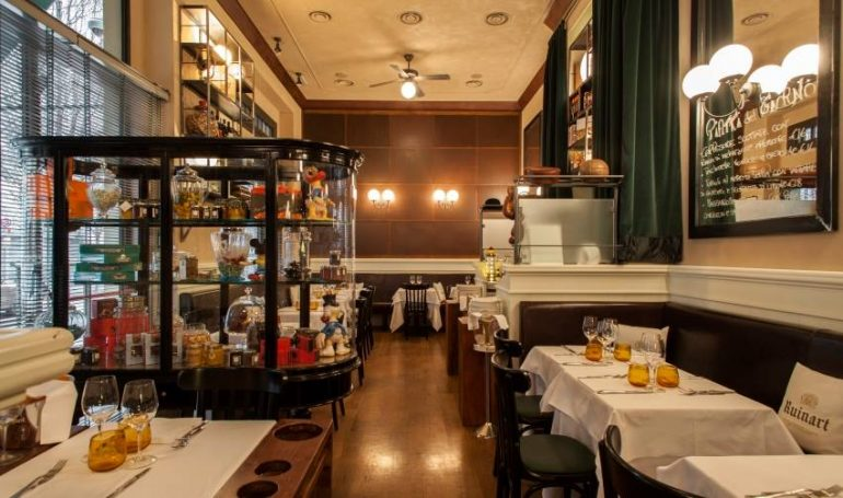 the best seafood restaurants in Milan | Langosteria Bistrot