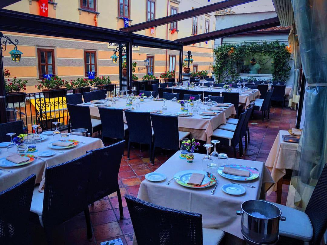 Trattoria da Gemma, restaurant in Amalfi