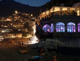 Nightlife in Positano
