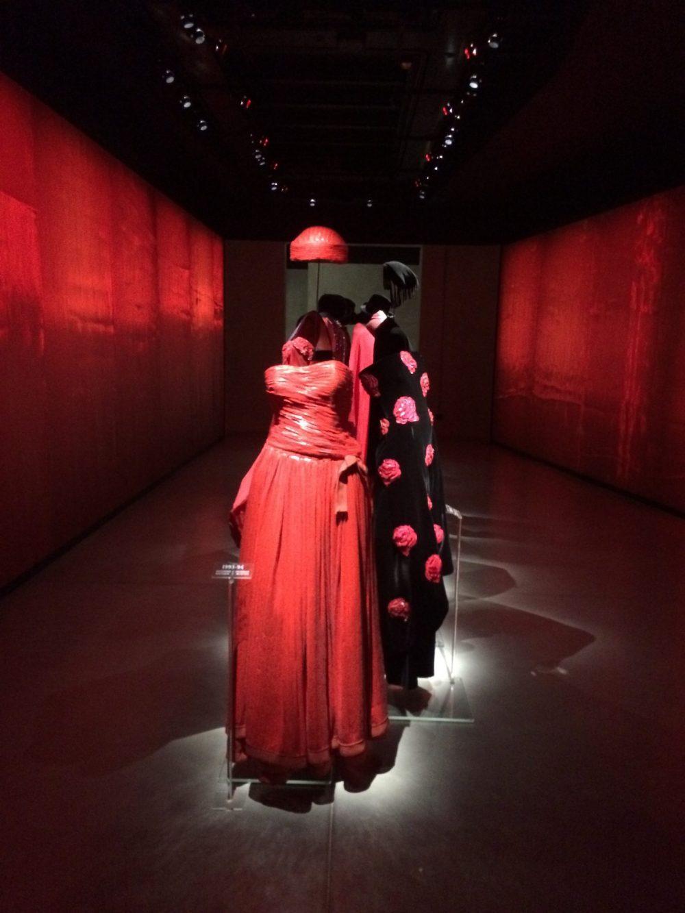 Armani fashion museum in Milan