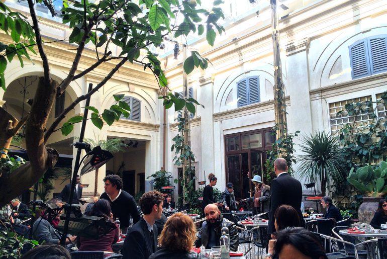 best restaurants milan near quadrilateral della moda
