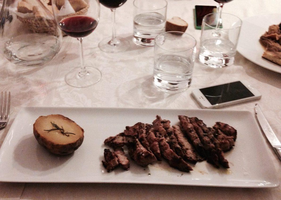 best restaurants in assisi umbria