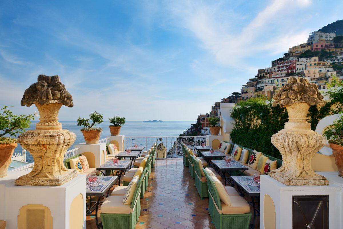 the best bars in positano