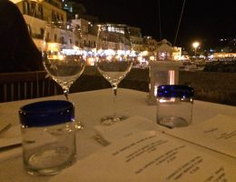 the best restaurans in ponza island