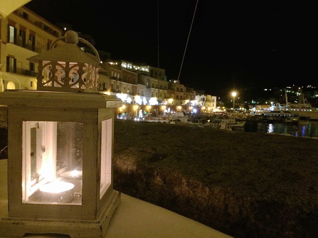 the best restaurants in ponza island