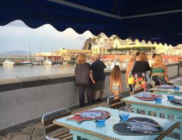restaurants with accessible prices in Ponza Island!