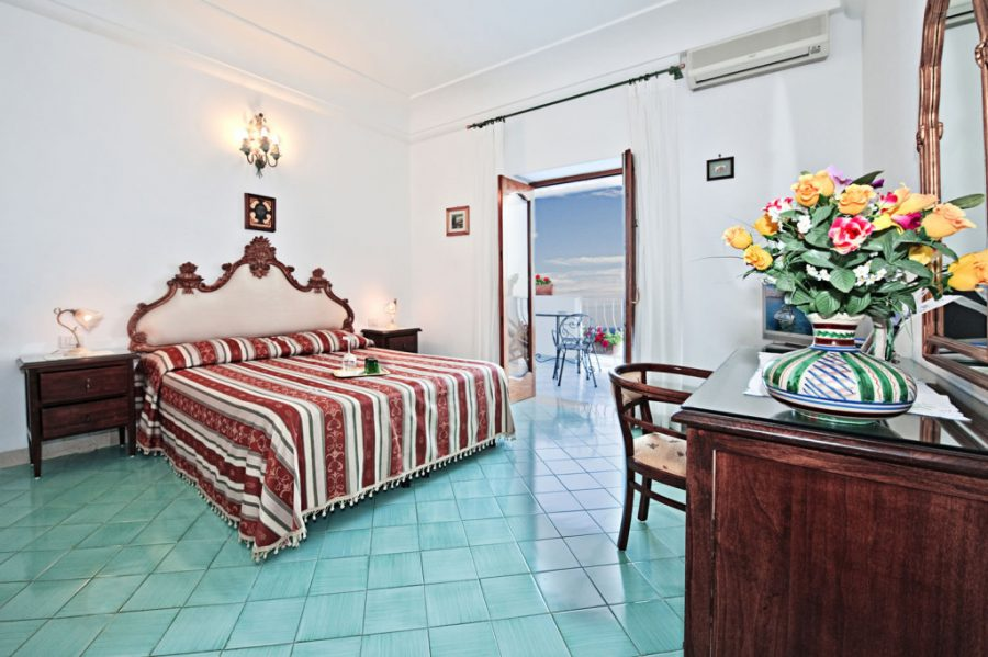 La Rosa dei Venti bed and breakfast in Positano