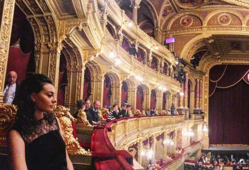 the nutcracker budapest opera house