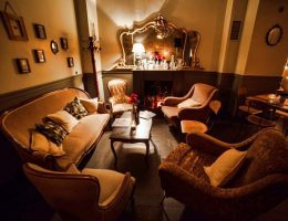 the best speakeasy bars in rome, the race club roma