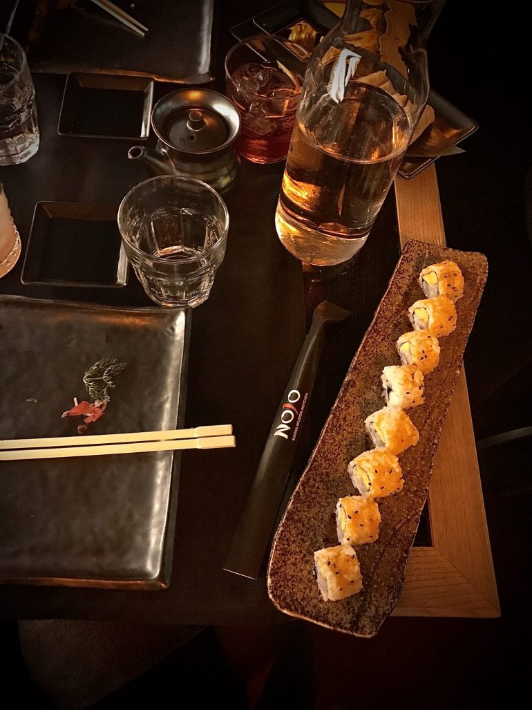 Japanese restaurants in Rome