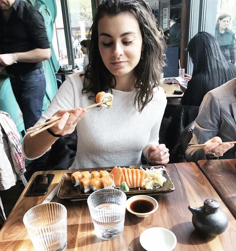 Tokio restaurant budapest