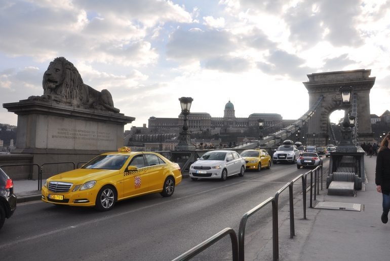 taxis budapest