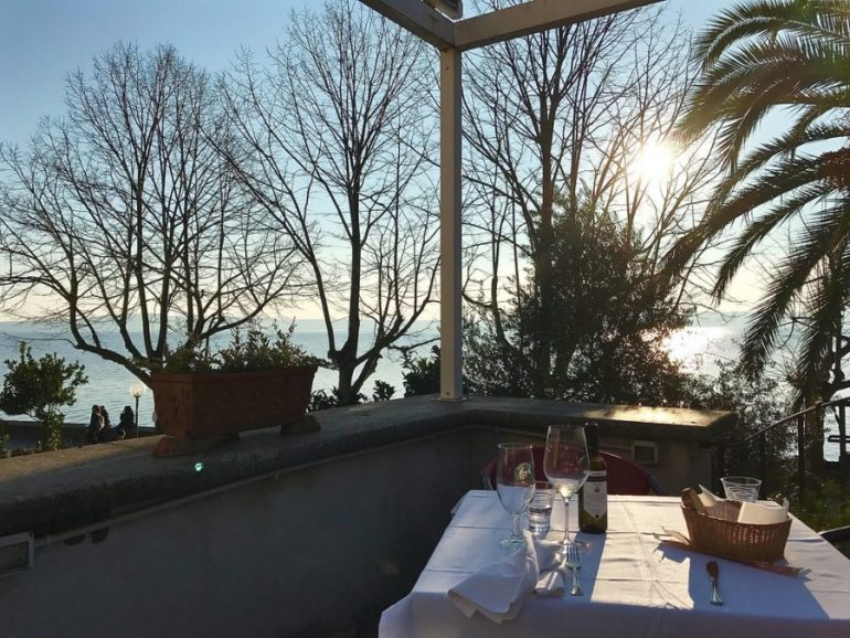 where to have lunch in trevignano romano