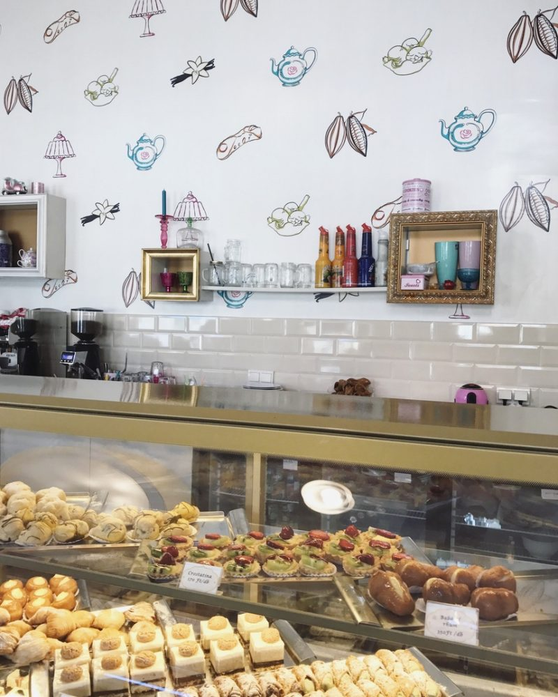 the best bakeries in budapest
