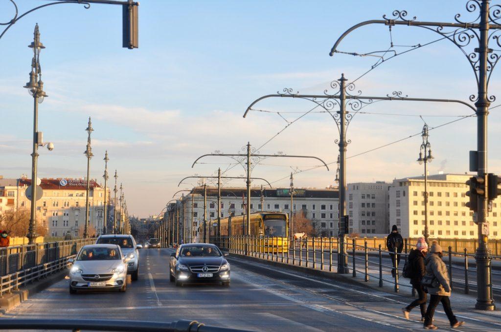 public transportation budapest