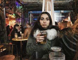 szimpla kert: best ruin bar in budapest