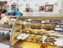 the best bakeries in Budapest: Dolcissima