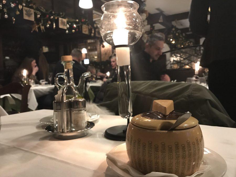 italian restaurants budapest