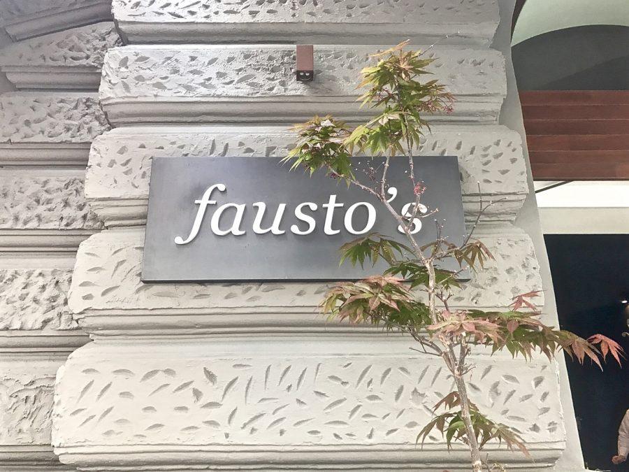 fausto's italian restaurant budapest