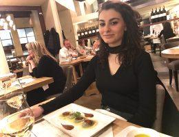 fausto's: best Italian restaurant in Budapest