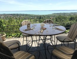 the best restaurants in balaton lake