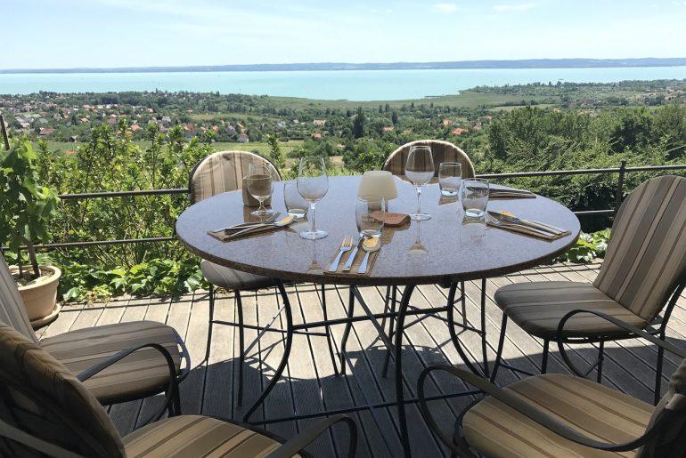 the best restaurants in balaton lake