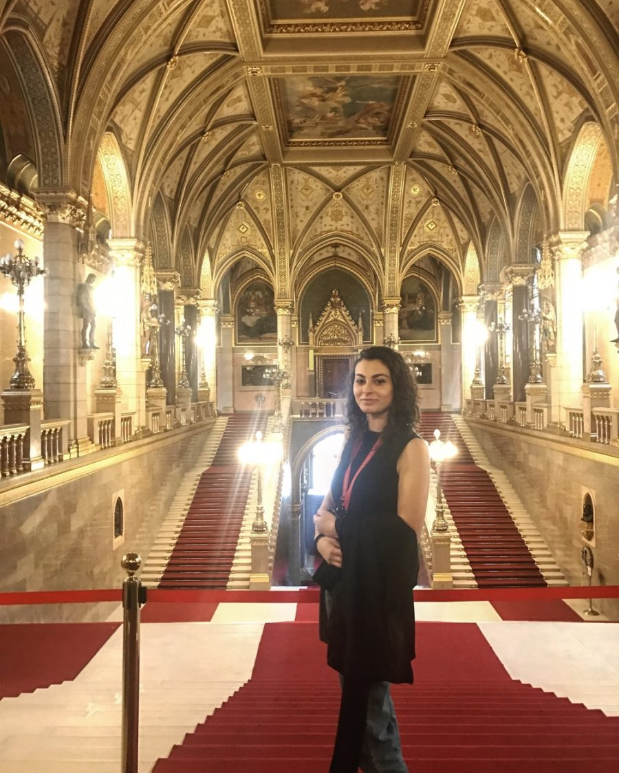 hungarian parliament visit
