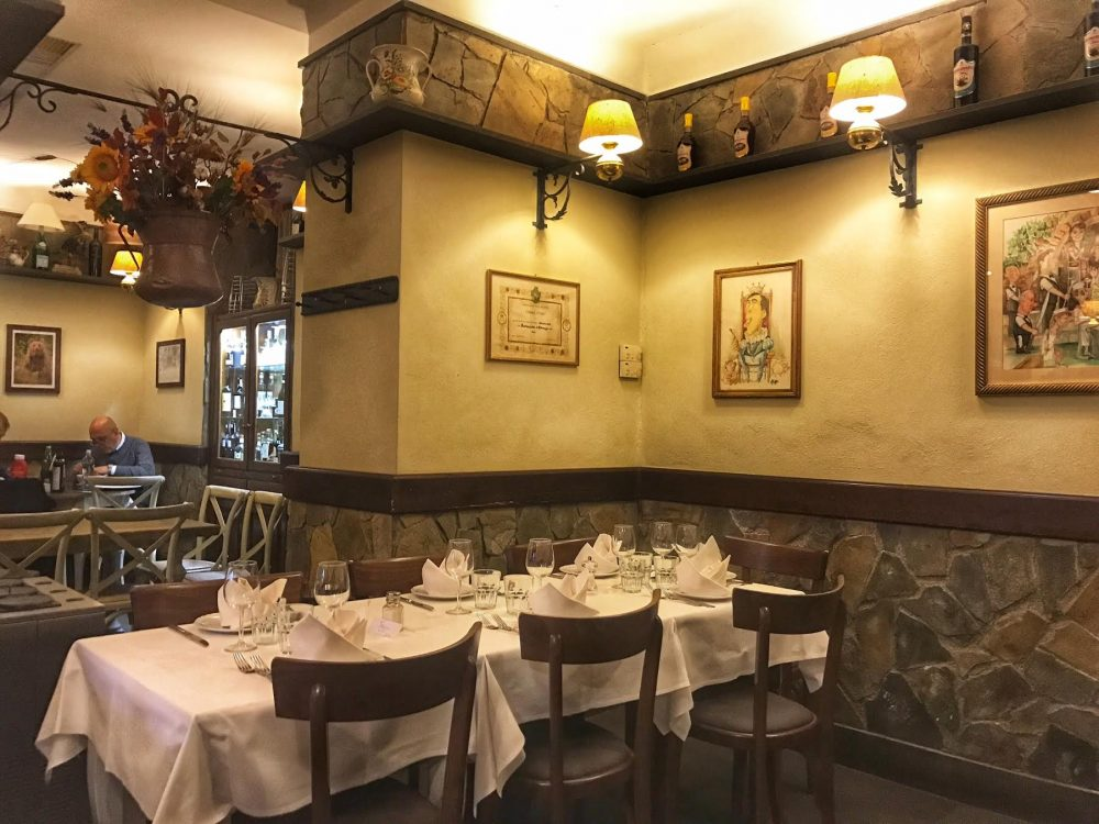 The best restaurants and bars in Parioli, Rome