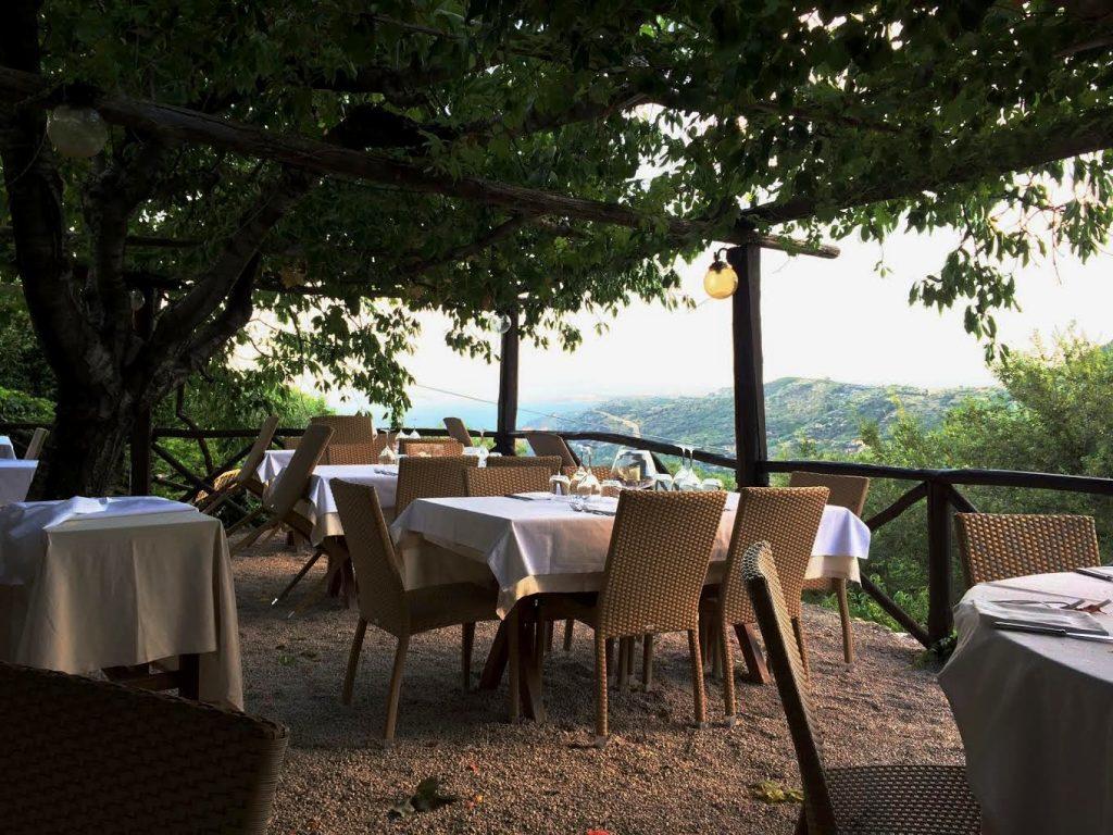 the best restaurants in Tuscany's Monte Argentario