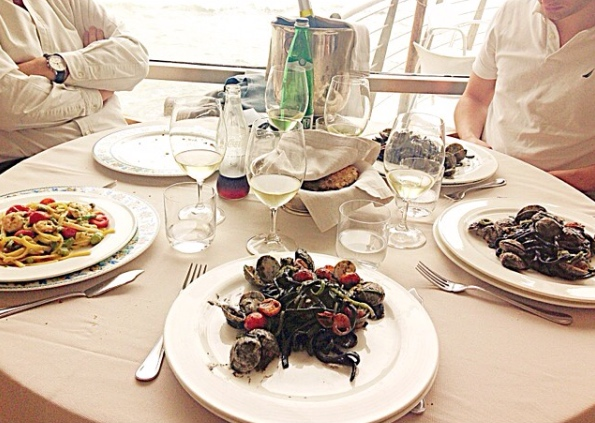 where to eat on the seaside of rome