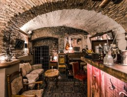speakeasy bars in rome