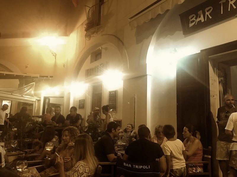 ponza island nightlife