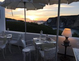 best romantic dinner restaurants in ponza island