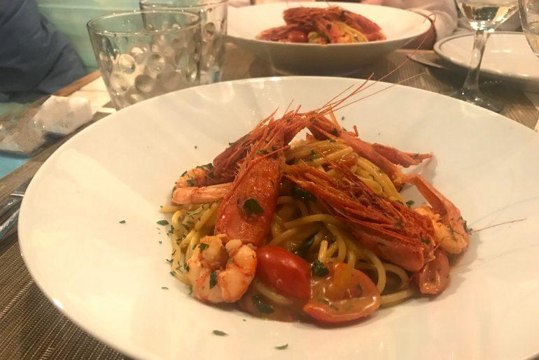 best restaurants ponza island